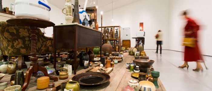 Matthew Darbyshire: The W.A. Ismay Collection | What's On | Hepworth Wakefield