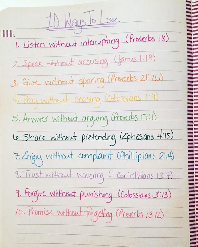 I loved this idea so I added it to my verse mapping/bible study journal recently!