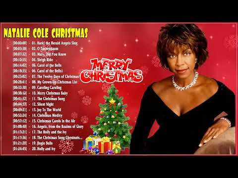 Nat King Cole Weihnachtslieder.Natalie Cole Christmas Album 2018 Magic Of Christmas Christmas