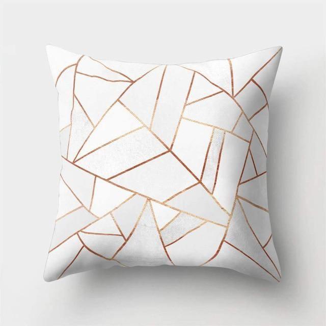 Geo Grey Throw Cushion Cover 45x45cm In 2020 Geometric Throw Pillows Geometric Pillow Pillows