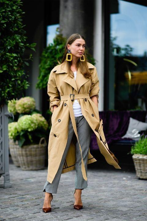 The best street style from Copenhagen Fashion Week:(