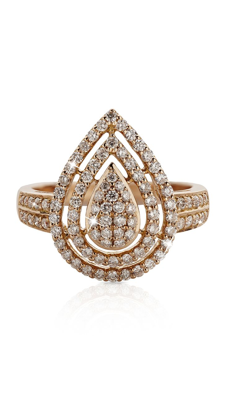 #Liali #lialijewellery #jewellery #PearNIce #rosegold #diamond #ring #love #gift #celebration