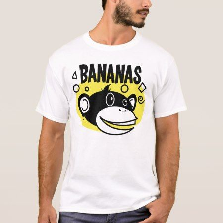 Bananas T-Shirt - tap, personalize, buy right now!