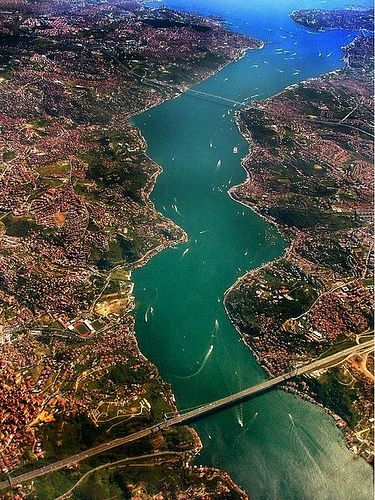Two Continents, Istanbul, Turkey