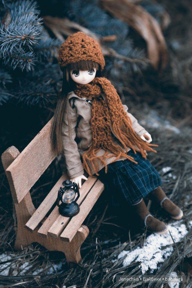 Мороз - не повод сидеть дома! (кукла Azone) / BJD - шарнирные куклы БЖД / Бэйбики. Куклы фото. Одежда для кукол