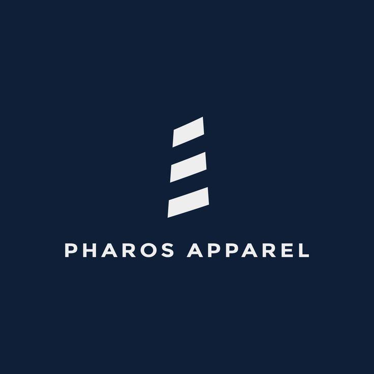 Pharos Apparel Logo Lighthouse Inspiration Clothing