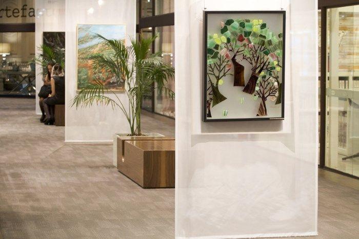 Trazida de Israel, a mostra consiste em 30 quadros de mulheres judias, muçulmanas, cristãs e drusas.