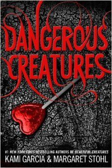 Dangerous Creatures (Dangerous Creatures #1) by Kami Garcia & Margaret Stohl -On sale May 20th 2014 by Little, Brown Books for Young Readers -Kami Garcia and Margaret Stohl, the #1 New York Times bestselling coauthors of Beautiful Creatures, are back and casting another magical spell. Their signature mixture of mystery, suspense, and romance, along with a dash of fun and danger, will pull fans in and leave them begging for more.