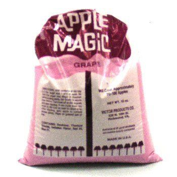 Purple/Fuschia Grape Flavored Candy Apple Mix 15 oz