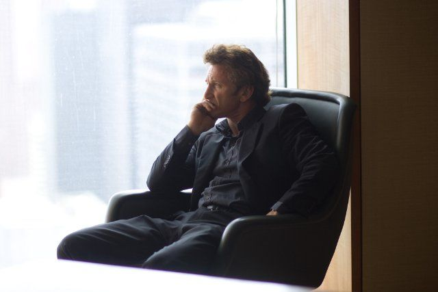 Still of Sean Penn in The Tree of Life