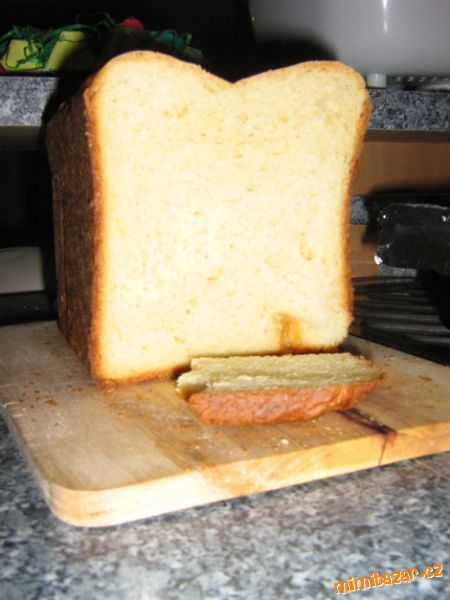 Francouzský sýrový chleba