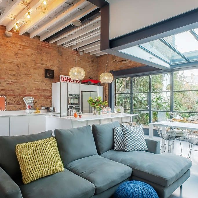 Crittall Extension and Renovation, East Molesey - Holland and Green