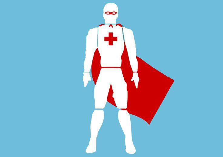 personaggi croce rossa italiana - Cerca con Google