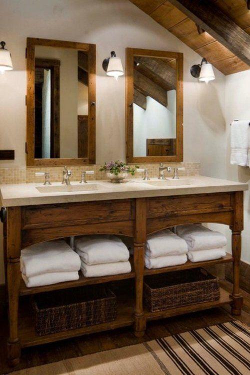 56 best Badezimmer im Landhausstil images on Pinterest Room - bild für badezimmer
