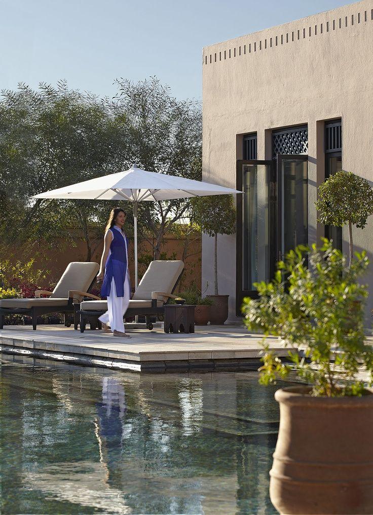 The Royal Villa Outdoor Pool