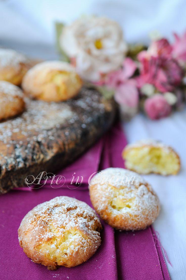 Biscotti allo yogurt e arancia ricetta veloce vickyart arte in cucina