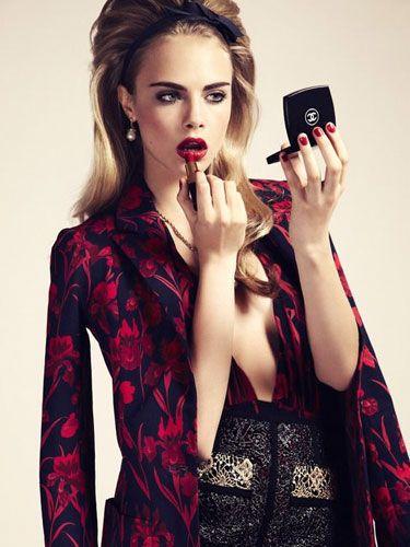 Cara Delevingne'den makyaj önerileri! | Kadın - Moda - Magazin - Yaşam - Sağlık ve Astroloji