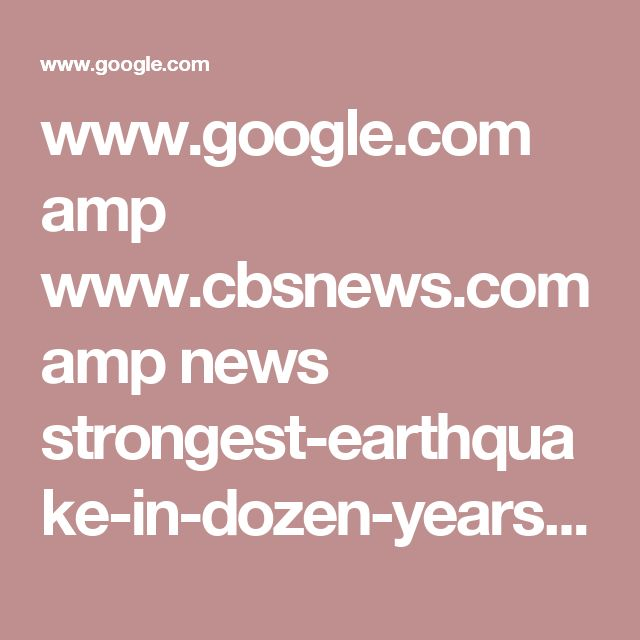 www.google.com amp www.cbsnews.com amp news strongest-earthquake-in-dozen-years-hits-montana-john-mayer-marvels