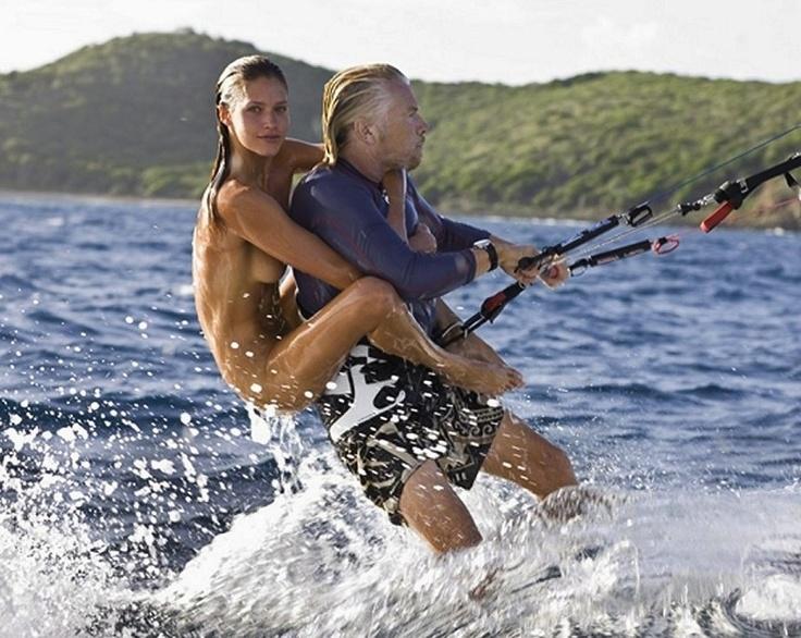 Richard Branson fails in bid to break record for oldest