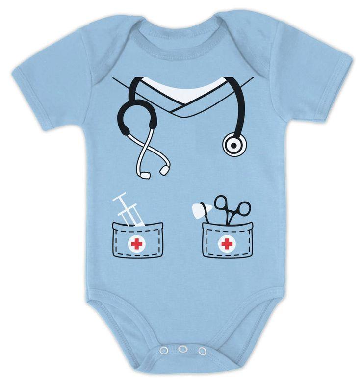 Niño Doctor, médico, enfermera disfraz Halloween lindo bebé mono de GreenTurtleTshirts en Etsy https://www.etsy.com/mx/listing/531669366/nino-doctor-medico-enfermera-disfraz