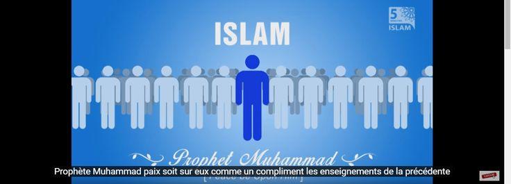 Brève introduction sur ce qui est l'Islam | Message de paix et de succès - Explication 5 minutes. visit: https://www.youtube.com/watch?v=zk8sqxMS7uw