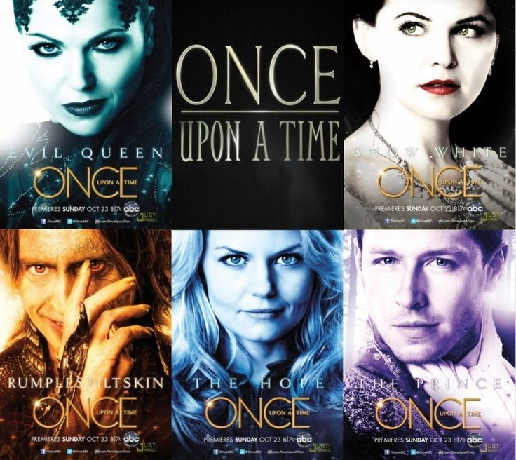 Once Upon A Time.   all fairy tales have two sides to the story. Beautiful costumes and scenery.
