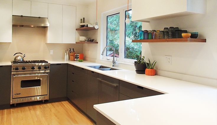 berkley drive modern kitchen #mangodesignco