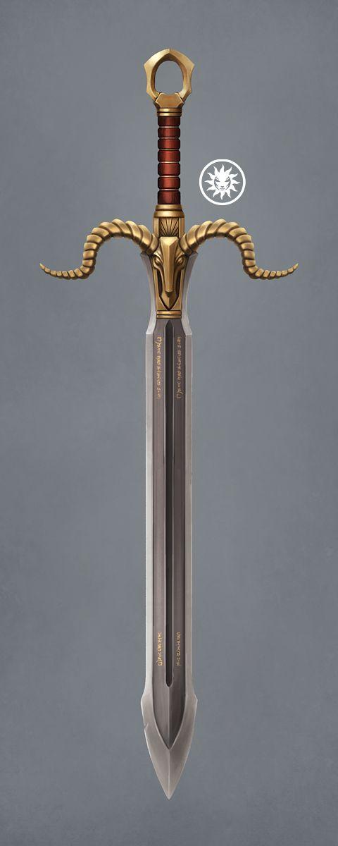 Mountaineer's Blade by Yaegerwerks.deviantart.com on @DeviantArt