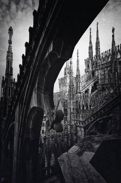 Marco Virgone - Gothic architecture