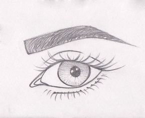¿Quieres aprender a dibujar ojos? Te enseñamos a dibujar ojos de personas anim…