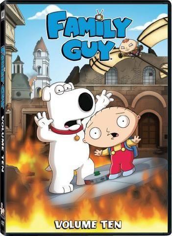Family Guy, Volume Ten (DVD)