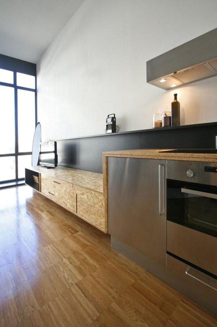 Chipboard Kitchen Cabinets 17 Best Images About Osb On Pinterest Furniture Sliding Doors