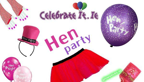 #TShirts‬ - No Hen's Party is Complete Without Them  Planning to organize a ‪#henparty‬? You have to get together lots of things to make it go off well such as ‪#decorations‬, ‪#balloons‬, tableware, loot bags, chocolates, fun items and much more. See more at http://linkd.in/1CIQpUO