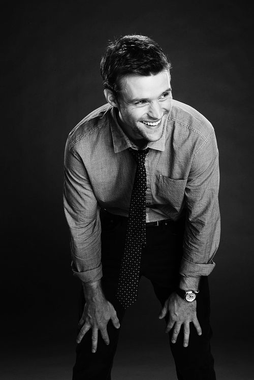 Jesse Spencer- oh please stop I can't take your cuteness!!