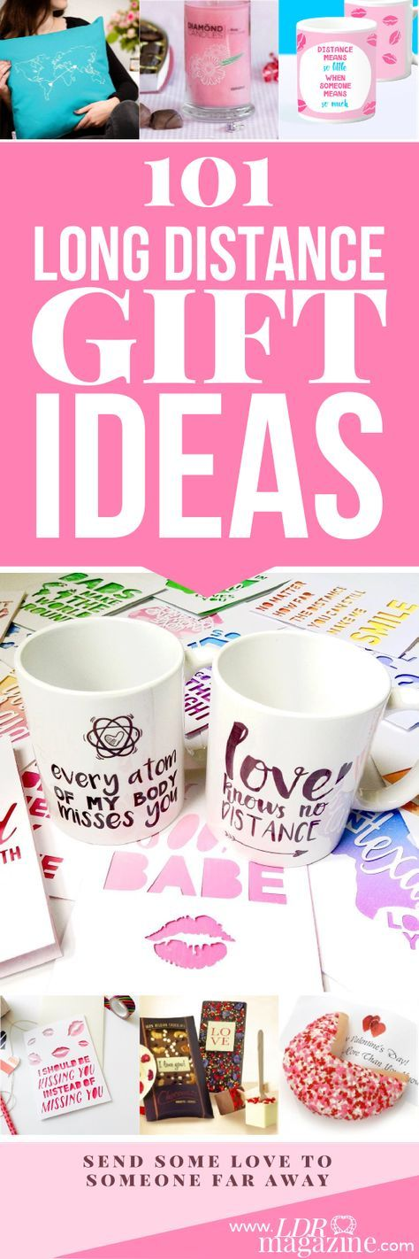 101 Long Distance Relationship Gift Ideas! ALL NEW IDEAS!!