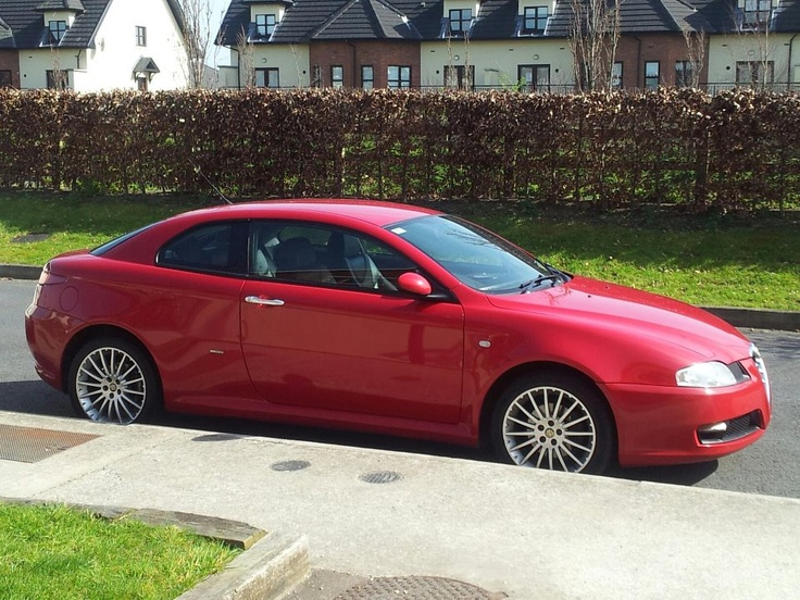 2006 Alfa Romeo GT JTDm Sportivo. My eight and current car. Power and Control.