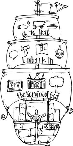 58 best LDS Coloring Pages images on Pinterest Girls camp Clip