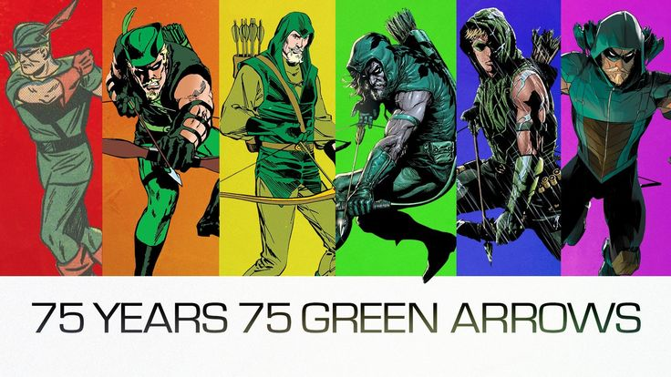 flash and green arrow relationship