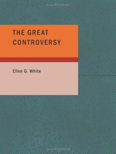 ellen white the great controversy pdf