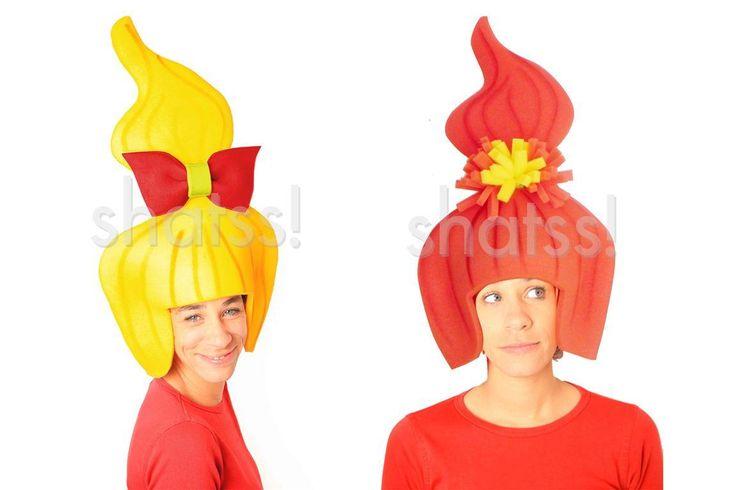 patrones sombreros goma espuma - Buscar con Google