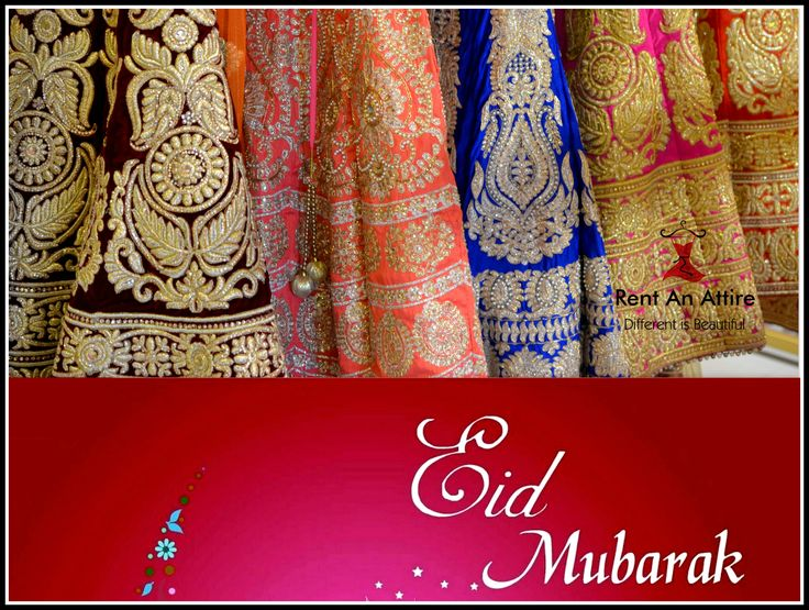 We wish you all a very happy & peaceful Eid.. May all the joys of life shower on you !! smile emoticon #RentAnAttire