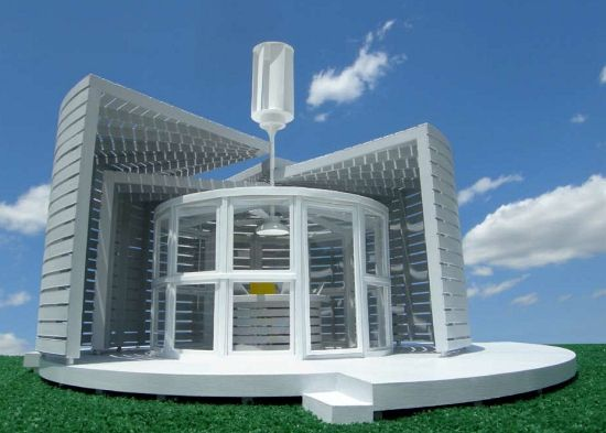 Modern Modular Architecture... COOL!