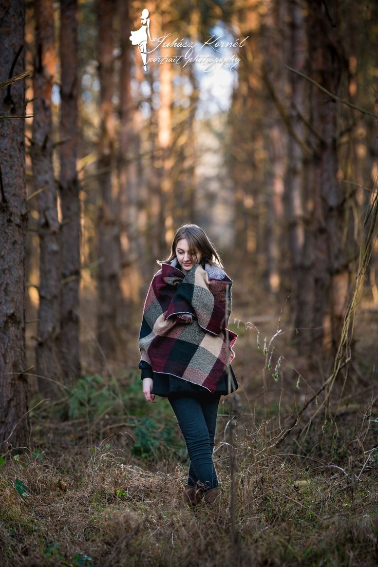 Zita and the big scarf :) https://www.facebook.com/Juhasz.Kornel.Photography