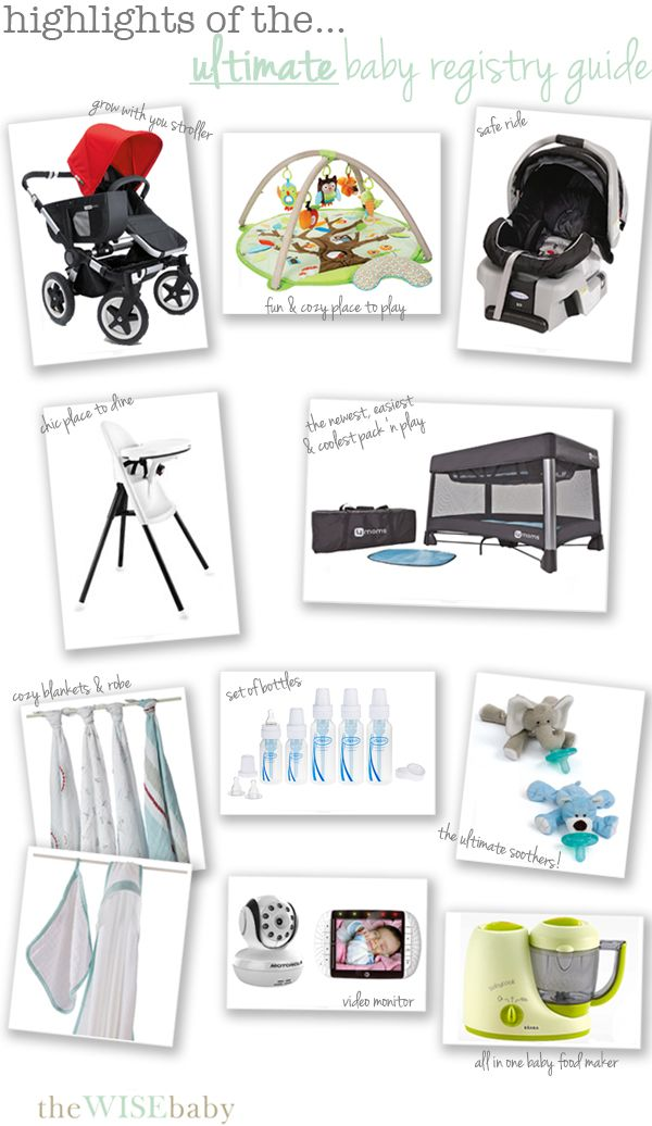 95 best Baby Registry images on Pinterest Babies stuff, Baby - baby registry checklists
