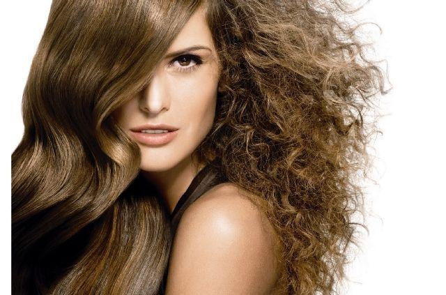 Tratamiento para el cabello con frizz
