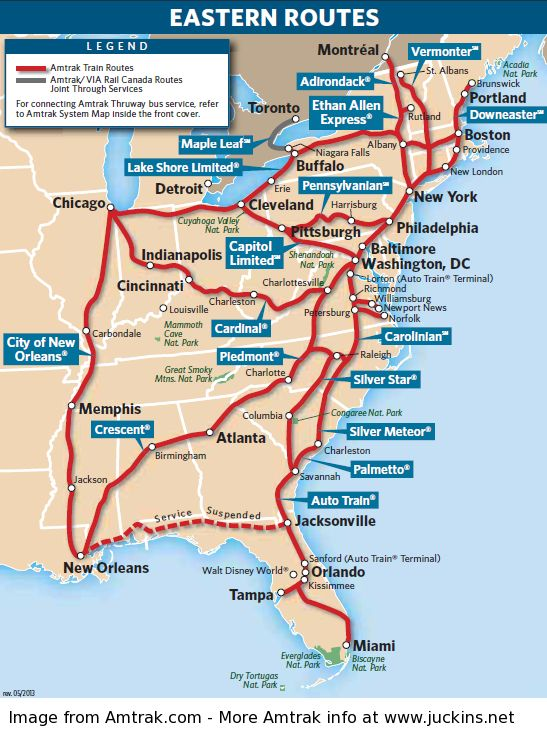 Best Amtrak Images On Pinterest Empire Train Travel And Trains - Amtrak us map vacations scenic