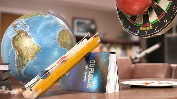 "Ferrero | Duplo The Big Bang Theory ""Lunte"""