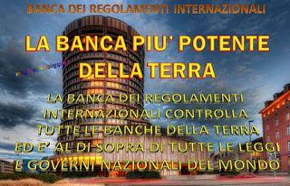AltraInformazione: La banca piu' potente della terra: Banca dei regol...