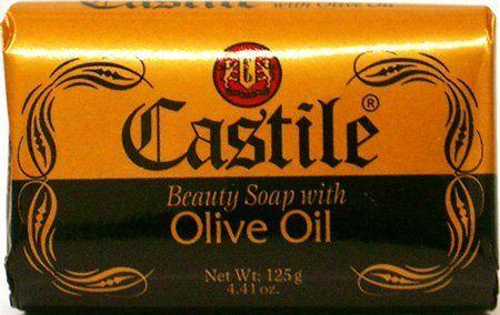 Castile Beauty Soap with Olive Oil -3.9oz by Castile. $3.92. Castile Beauty Bar Soap