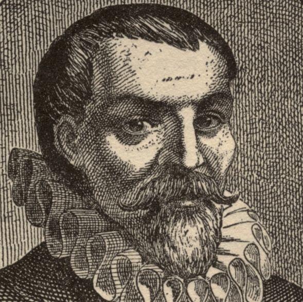 Dit is Willem barentz hij was de eerste Nederlander die een nieuwe route naar Azië probeert te vinden dat gebeurde in 1594 tot 1597  Ontdekkingsreis: een reis die gemaakt werd om nog niet ontdekte gebieden te vinden